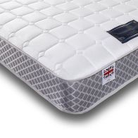 See more information about the Crystal Ortho 4ft 6in Double Mattress