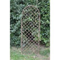 See more information about the Willow Garden Arch Panel Plant Support 120cm x 45cm