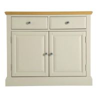See more information about the Country Cottage Oak 2 Drawer 2 Door Sideboard