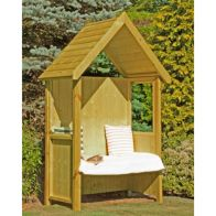 See more information about the Shire Forget Me Not Arbour (4' x 2')