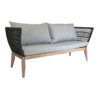 See more information about the Fisherman Mixed Material Garden Sofa