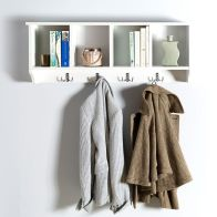 See more information about the Kempton White Wall Rack