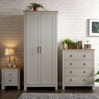 See more information about the Lancaster 3 Piece Grey Furniture Set