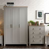 See more information about the Lancaster 4 Piece Set - Grey