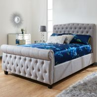 See more information about the Lucerne 5ft King Size Ottoman Bed Grey