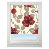 See more information about the Universal 60cm Red Papervero Blackout Roller Blind